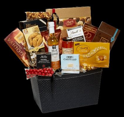 Nutcracker Sweets Gift Basket Toronto As Your Friends Birthday