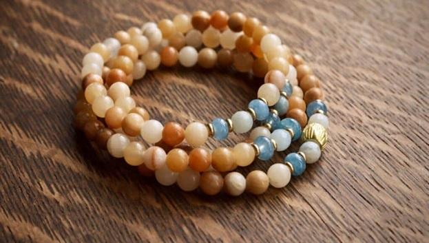 How to Choose and Use and Care for Mala Meditation Beads
